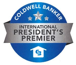 Top 1% of Coldwell Banker Agents