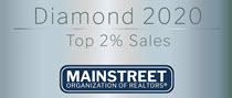 Main Street Diamond Award 2020